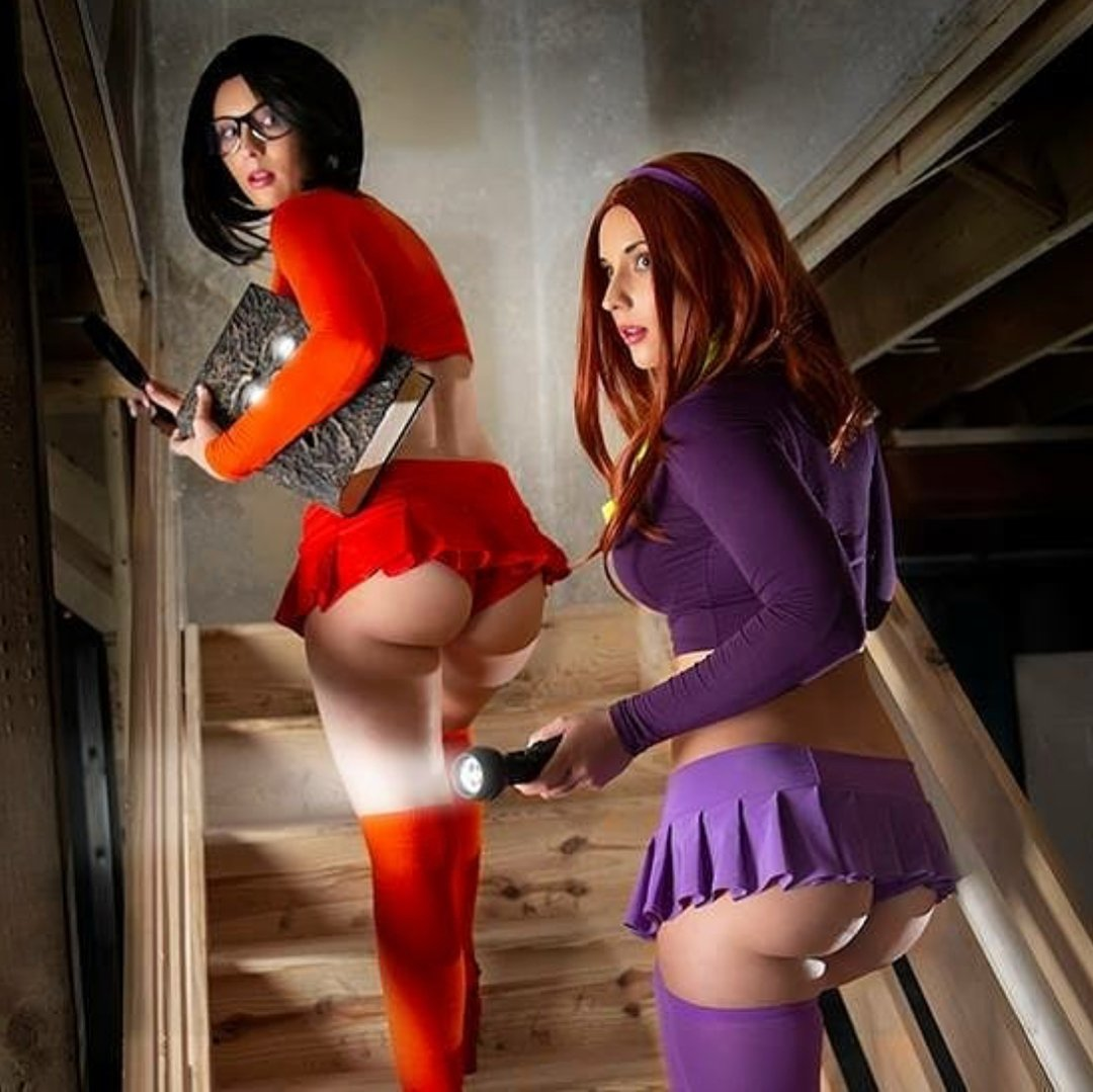 Scooby doo sexy cosplay