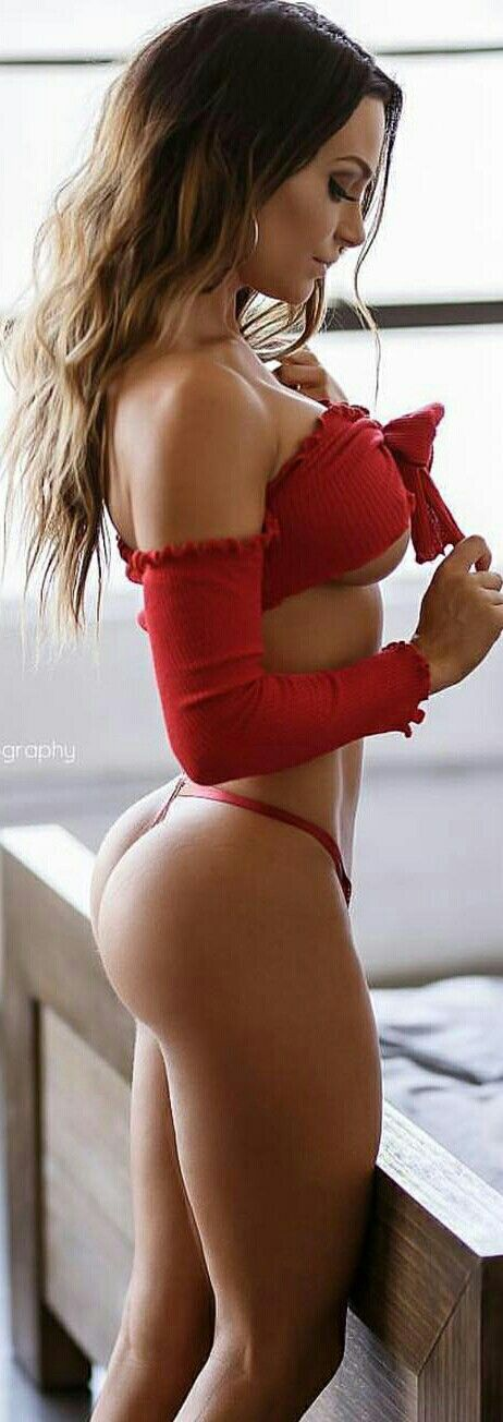 Pretty girl with nice ass