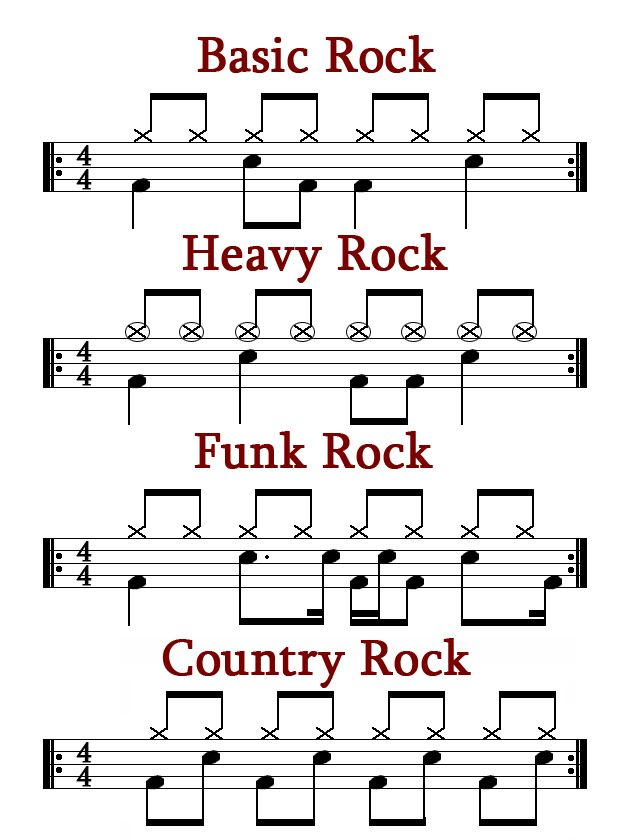 Country drum beats