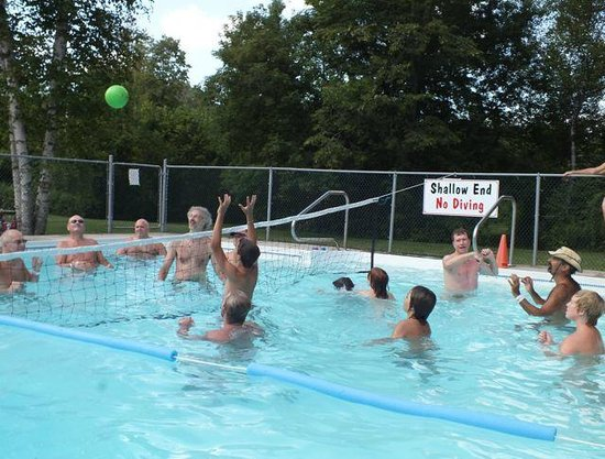 Family friendly nudist camps