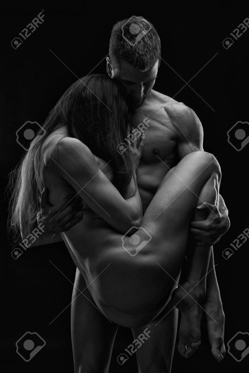 Sexy couples art naked